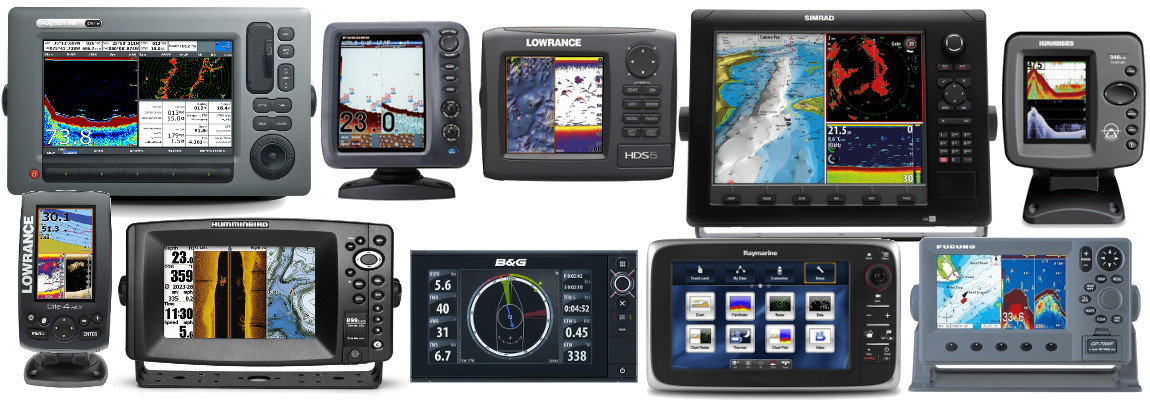 Fish Finders and MFDs
